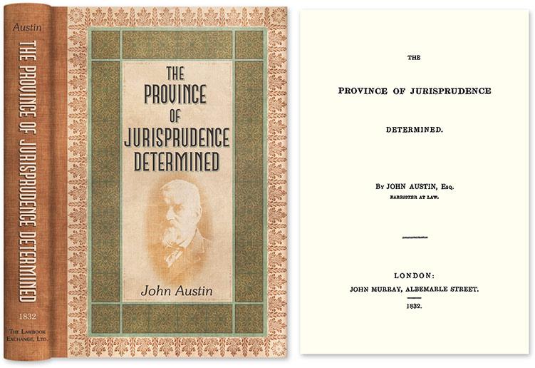 جان اوستین، فیلسوف حقوق و از تأثیرگذارترین متفکران نظریهی حقوق پوزتویست است. مهمترین کارش «محدودهی قاطع قانون» است و نقل قولهایی از آن را در بیشتر مجموعههای فلسفهی حقوق میتوان دید.
