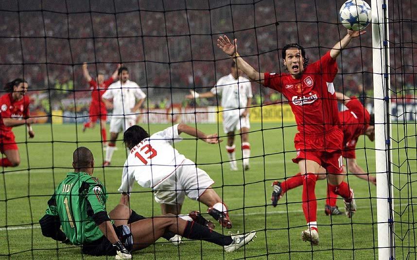 بازی لیورپول و میلان در فینال لیگ قهرمانان ۲۰۰۵ یکی از هیجانانگیزترین فینالهای این رقابتها را شکل داد که هیچوقت از خاطر فوتبالدوستان پاک نمیشود.