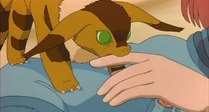 برخورد ناویشکا با سنجابروباهی وحشی را میتوان به نگاه کلی او به جهان تعمیم داد. او صبر میکند تا ترس و وحشت را از بین ببرد و صلح را برقرار کند.