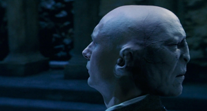 کوییرل به اندازهی کافی مهربان بود تا به ولدمورت اجازه دهد وارد قلب و ذهنش شود و حتی از پشت سرش ظاهر شود تا لرد سیاه بتواند دوباره قدرتش را به دست آورد.