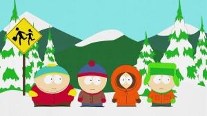هویت هر یک از پسرها در ساوت پارک وابستگی مستقیم به نوع کلاهی که بر سر میگذارند دارد. اگر کلاههایشان را بردارند، قادر به تشخیص آنها از یکدیگر نیستیم.