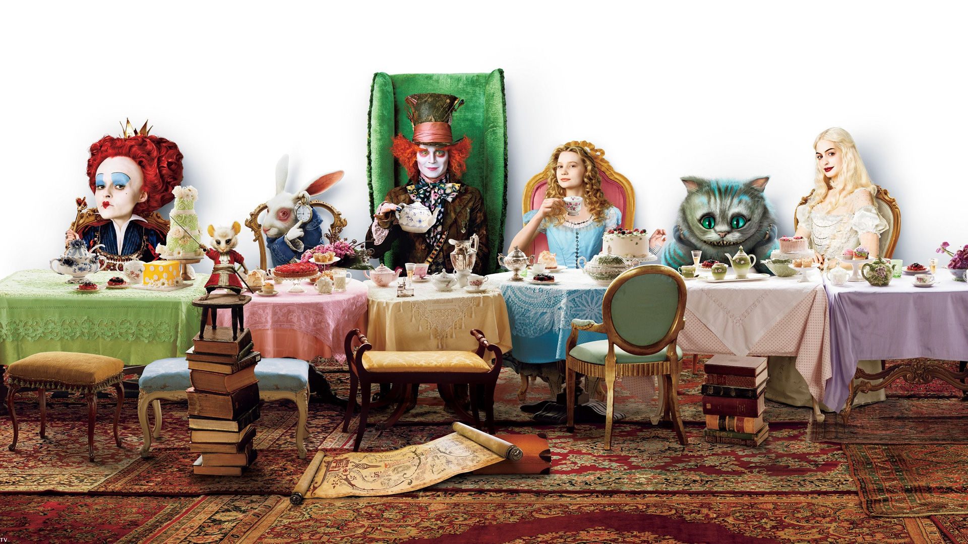 Alice-In-Wonderland-Locations